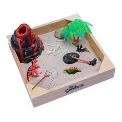 """Игровой набор """"Моя маленькая песочница. Дино-парк"""""""