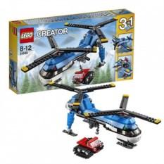 Конструктор Lego Creator Двухвинтовой вертолёт