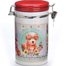 Банка для сыпучих продуктов Собачка