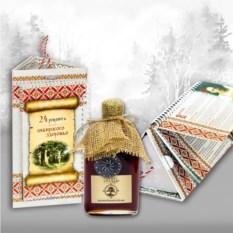 Подарочный набор «24 рецепта сибирского здоровья»