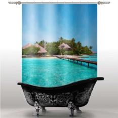 Шторка для ванны Бали