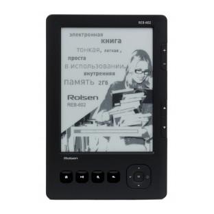 Электронная книга Rolsen REB-602