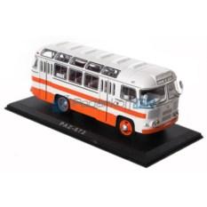 Коллекционная модель автобуса Паз-672