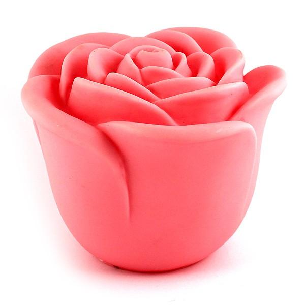 Светильник Роза, розовый