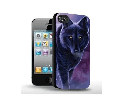 Панель для iPhone 4/4S «Волк»