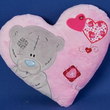Подушка-сердце Me to You