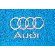 Полотенце с логотипом AUDI