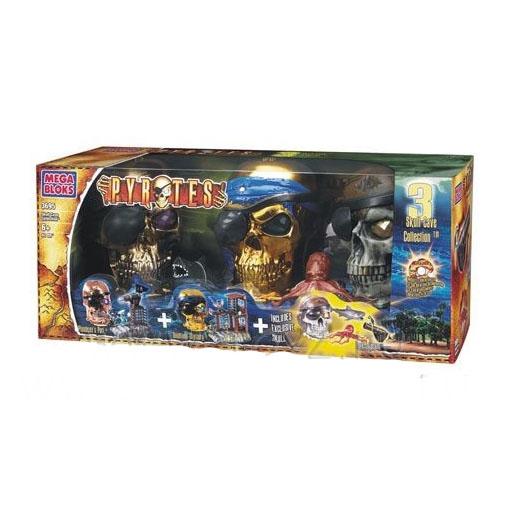 Подарочный набор череп пирата