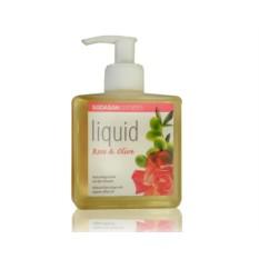 Жидкое мыло Роза-олива