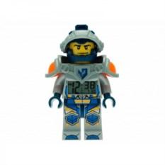 Будильник Лего Nexo Knights минифигура Клэй