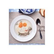 Сюжетная тарелка Кроль в батискафе
