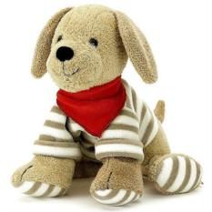 Игрушка с погремушкой Собачка Анно от Sterntaler