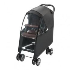 Дождевик для колясок Aprica Luxuna (прозрачный/черный)