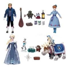 Набор кукол Холодное сердце. Поющие Эльза и Анна
