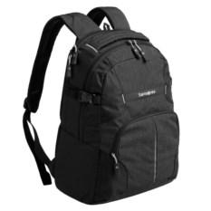Черный рюкзак для ноутбука Rewind