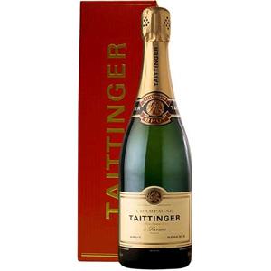 Шампанское белое Taittinger (gift box) 0,75 л.