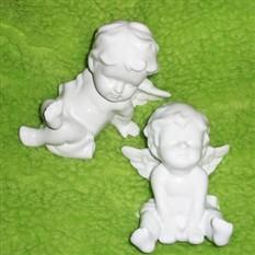 Статуэтки ангелов Крылатые Белоснежки