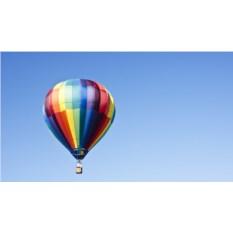Индивидуальный полет на воздушном шаре (для троих)