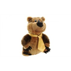 Интерактивная поющая игрушка Медведь Шпунтик