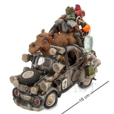 Статуэтка-машина SCAR-39 Dakar desert