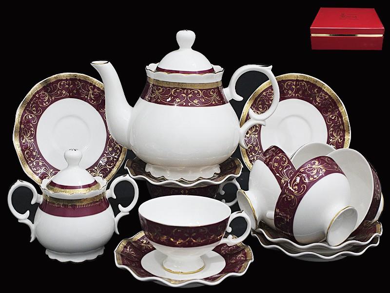 Чайный сервиз Великолепный век  из 16 предметов