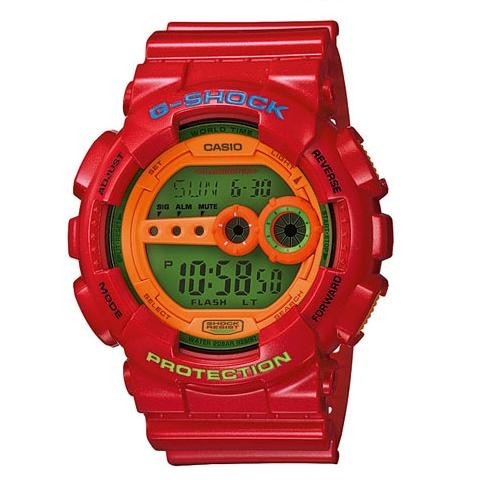 Casio GD-100HC-4E