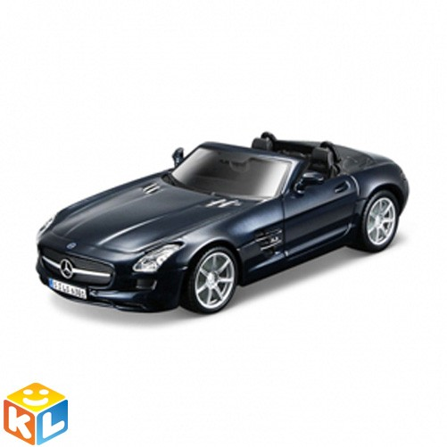 Модель машины Mercedes-Benz sls amg roadster от Bburago