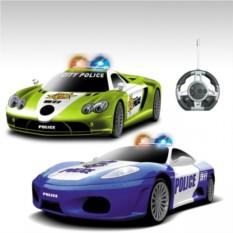 Радиоуправляемый конструктор Mclaren и Ferrari Полиция