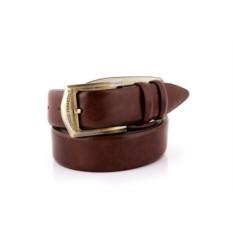Коричневый мужской кожаный ремень G.Ferretti тип 944015
