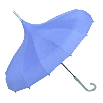 Зонт ПАГОДА синий
