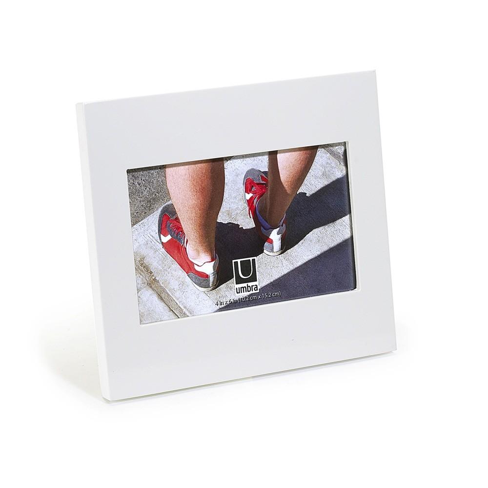 Фоторамка Simple (10х15 см), белая