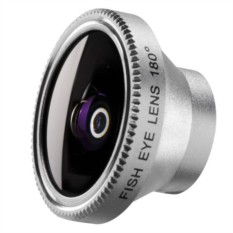 Линза Fish Eye на камеру телефона