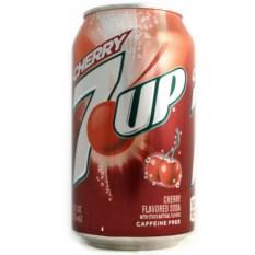 Газированный напиток 7UP Cherry