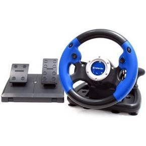 Руль, педали для компьютера Challenge Turbo (DEFENDER)