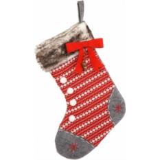 Носок для подарков Mister Christmas (60 см)