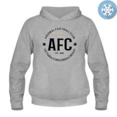Теплая толстовка-кенгуру AFC