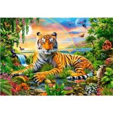 Пазл Король джунглей