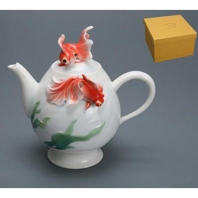 Заварочный чайник Золотая рыбка