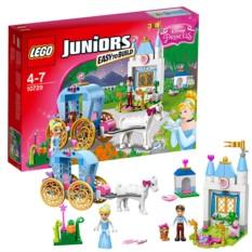 Конструктор Lego Juniors Карета Золушки