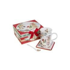 Чайный набор Праздничная почта