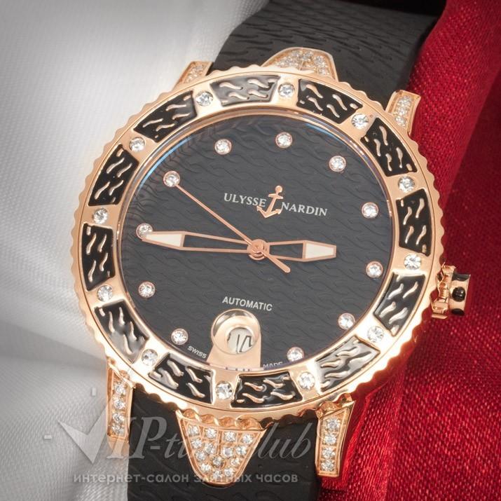 Часы Lady Diver от Ulysse Nardin модель № 255.22