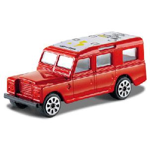 Сборная модель Land Rover Aziza 1/43