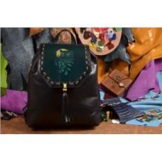 Женский рюкзак с принтом Сова