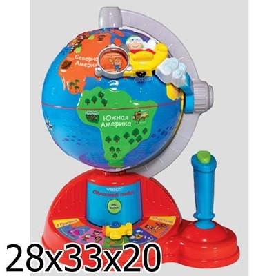 Игрушка детская Обучающий глобус