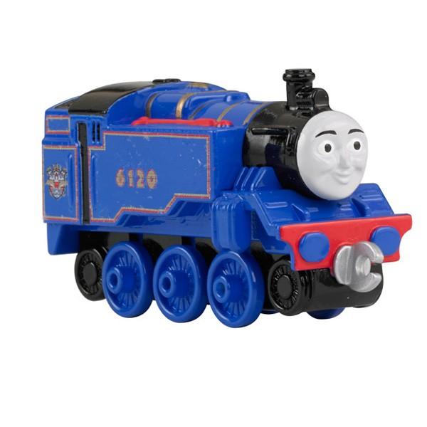 Машинка Mattel Thomas&Friends Паровозик Белль с прицепом
