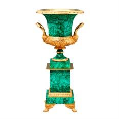 Интерьерная декоративная ваза Кратер