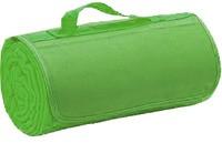 Плед зеленый 150*130см