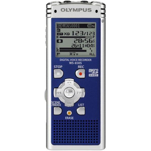 Цифровой диктофон OLYMPUS WS-650S