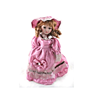 Кукла фарфоровая «Венский бал»