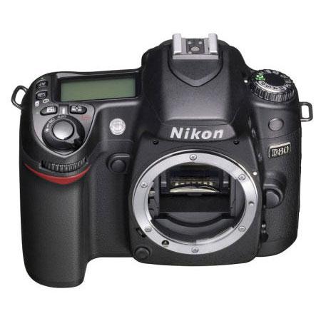 Фотоаппарат Nikon D80 body